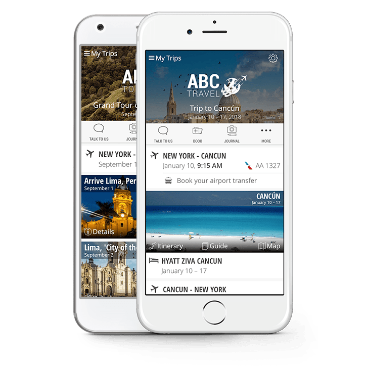 Mobile Apps for Travel Agencies, Tour Operators, OTA and Cruises